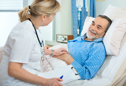 Palliative care communication in oncology nursing